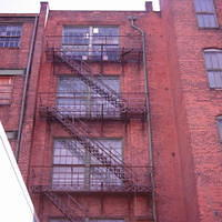 Cincinnati Fire Escape