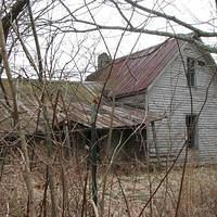 Abandoned Farm House, Washington County Kentucky