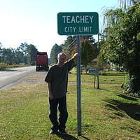 Teachey, North Carolina